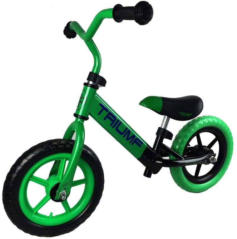 Детский беговел Triumf Active во2908-3 WB-28 - зеленый