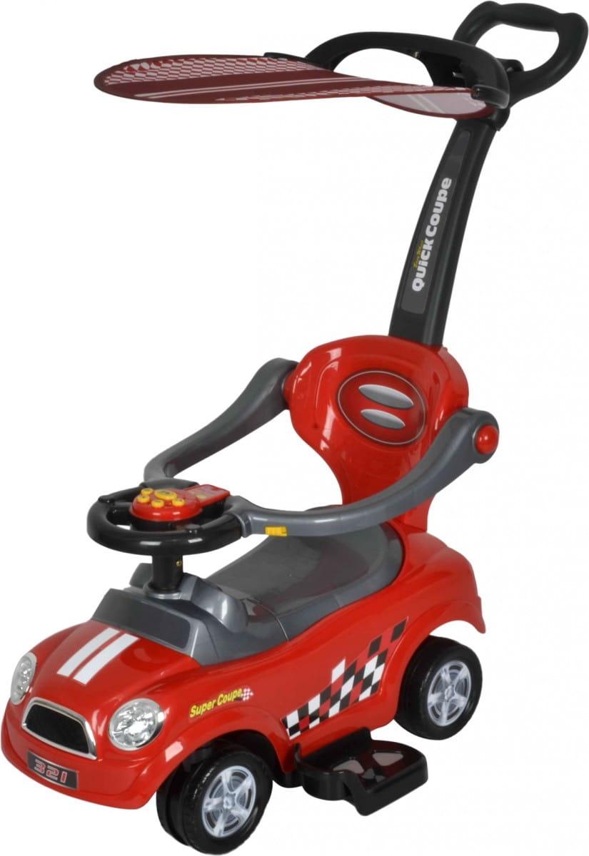Каталка Barty Z321С - красная