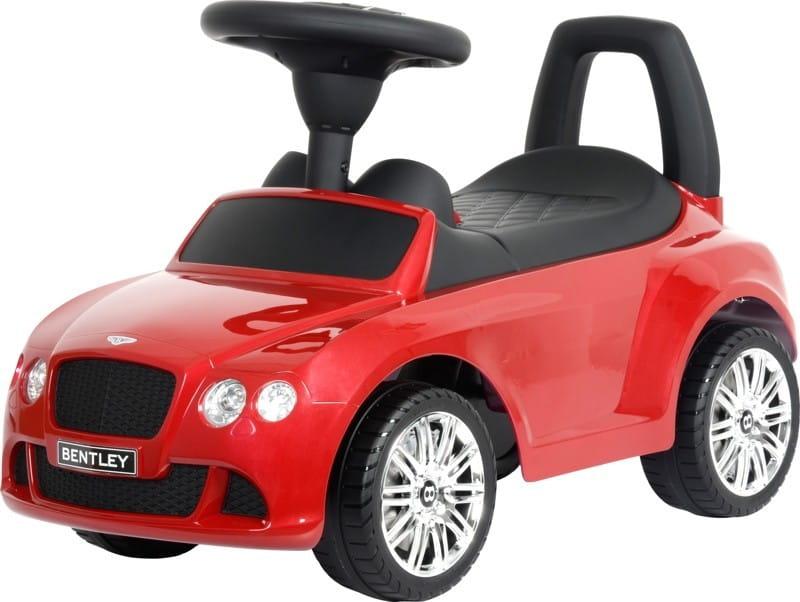 Каталка Barty Bentley Z326 - красная