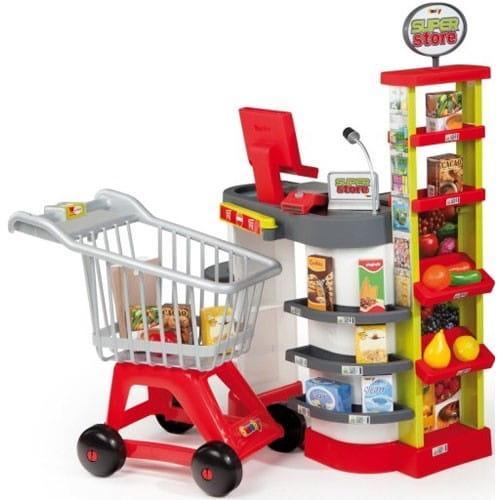 Купить Зеленый супермаркет Smoby в интернет магазине игрушек и детских товаров