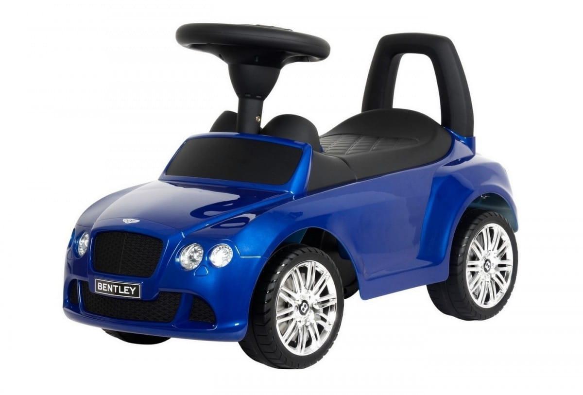 Каталка Barty Z326Р Z326P Bentley - синяя
