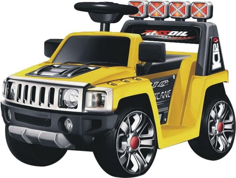 Электромобиль Barty ZP-V003 Hummer - желтый глянец