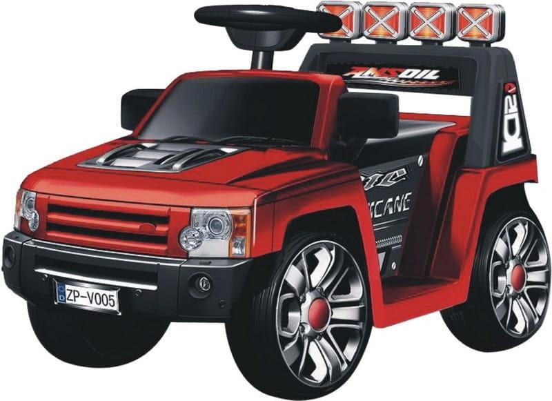 Электромобиль Barty ZP-V005 Land Rover - красный глянец