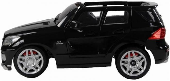 Электромобиль Barty DMD-168 Mercedes ML63 - черный глянец