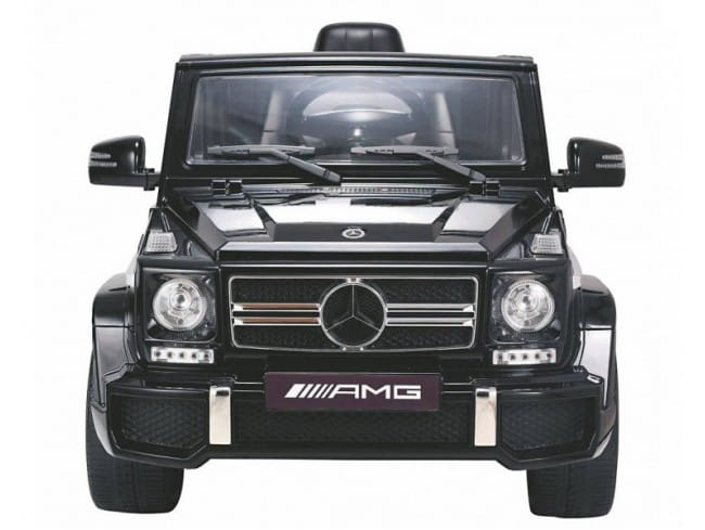 Электромобиль Barty HAL168 Mercedes G63 - черный глянец