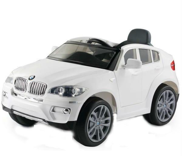 Электромобиль Barty JA-JJ258 BMW X6 - белый глянец