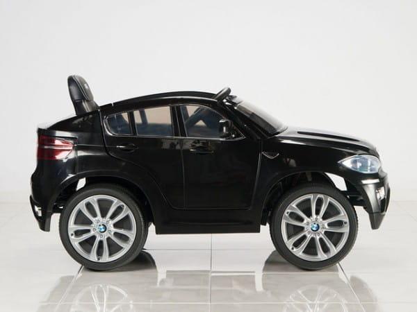 Электромобиль Barty JA-JJ258 BMW X6 - черный глянец
