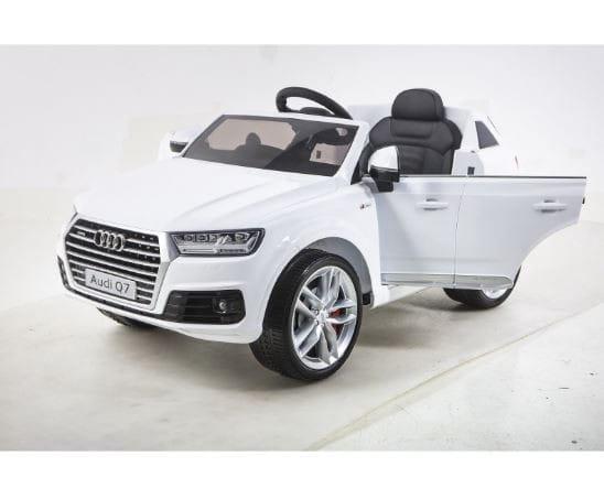 Электромобиль Barty HL159 Audi Q7 - белый глянец