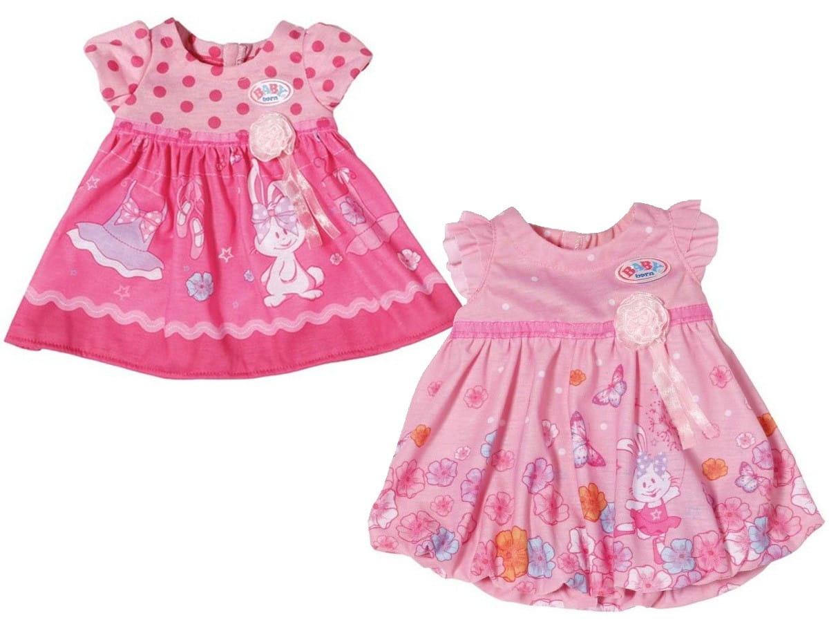 Одежда BABY BORN Платье (Zapf Creation)