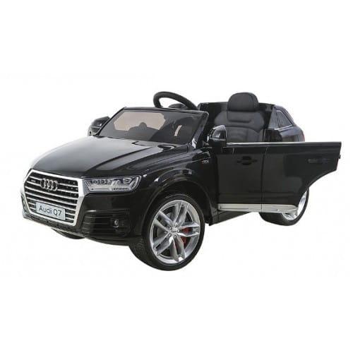 Электромобиль Barty HL159 Audi Q7 - черный глянец
