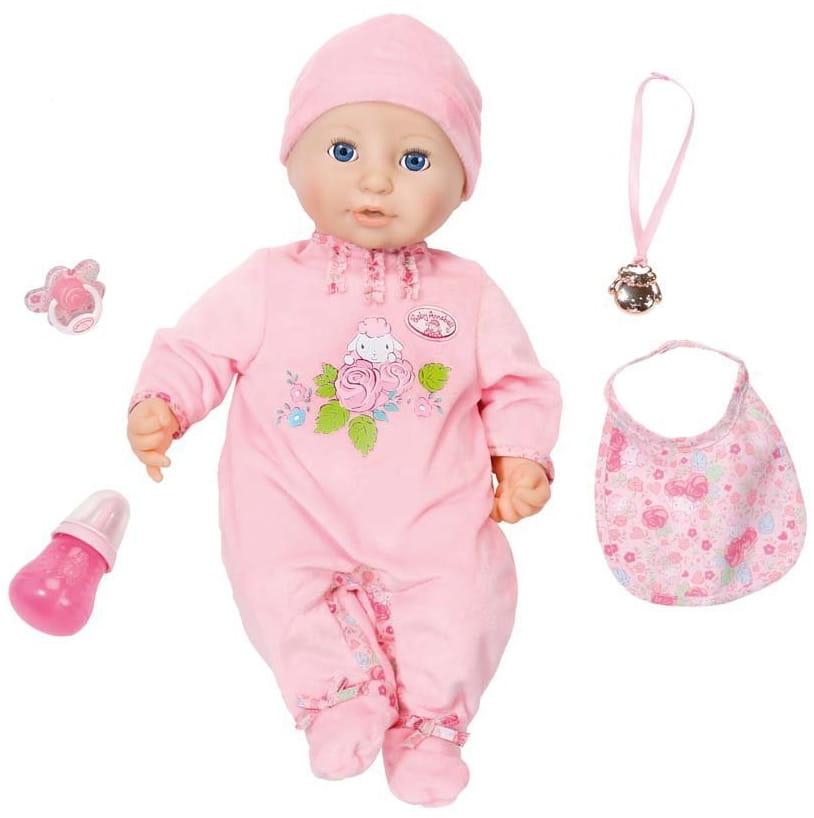 Кукла BABY ANNABELL - 43 см (Zapf Creation)