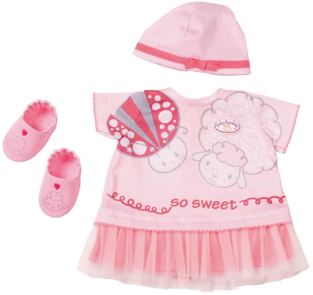 Одежда для теплых деньков BABY ANNABELL (Zapf Creation)