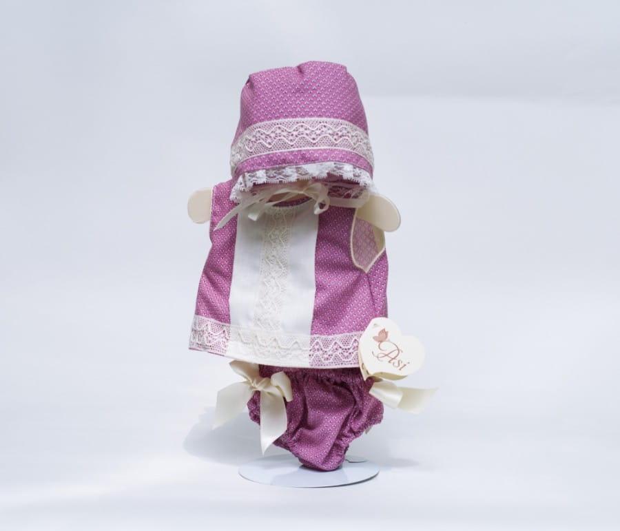 Одежда для кукол Asi 0000099 Розовый комплект - 45 см