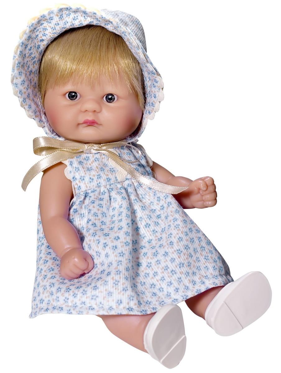 Кукла-пупс ASI - 20 см (в шляпке)