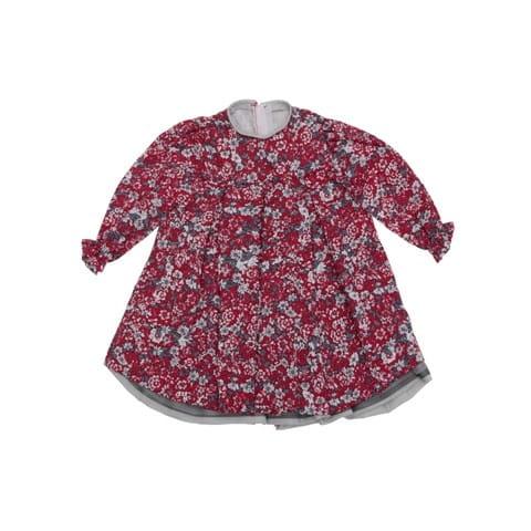 Одежда для кукол Asi 0000108 Цветочное платье - 60 см