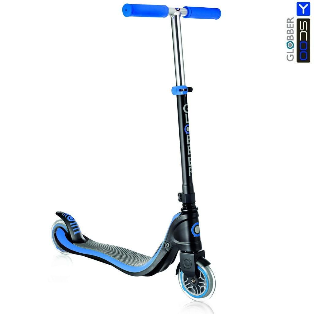 Самокат Y-Scoo Globber 5831 My Too Fix up 125 - Black-blue