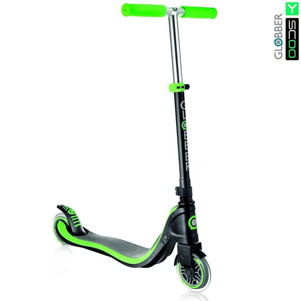 Самокат Y-Scoo Globber 5833 My Too Fix up 125 - Black-green