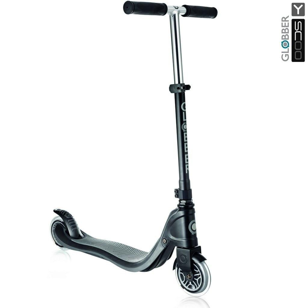 Самокат Y-Scoo Globber 5836 My Too Fix up 125 - Black-grey