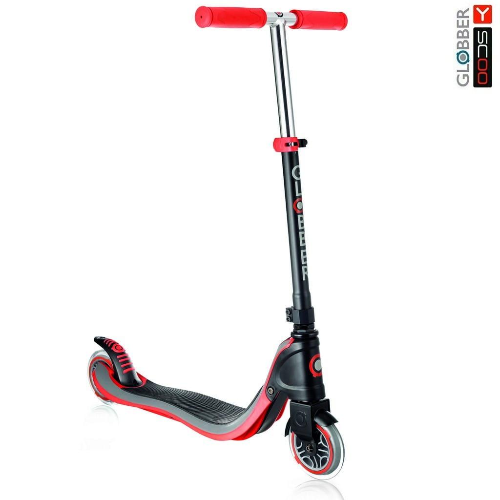 Самокат Y-Scoo Globber 5832 My Too Fix up 125 - Black-red