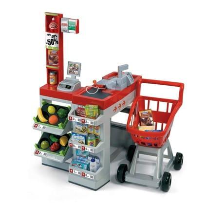 Купить Электронный супермаркет Smoby в интернет магазине игрушек и детских товаров