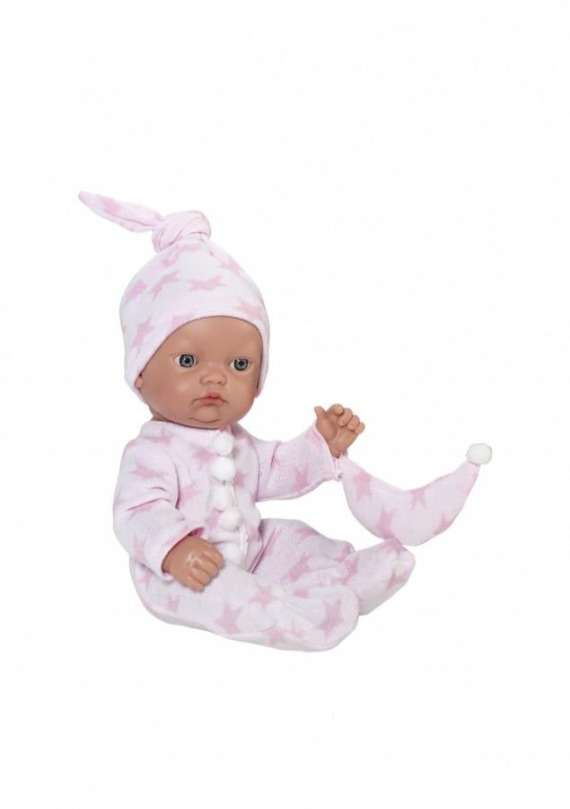 Кукла-пупс Asi 153640 Горди - 28 см (в розовом комбинезончике)