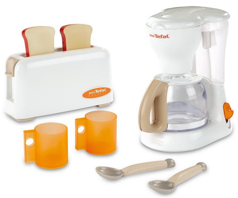 Игровой набор Tefal Тостер и кофеварка (Smoby)