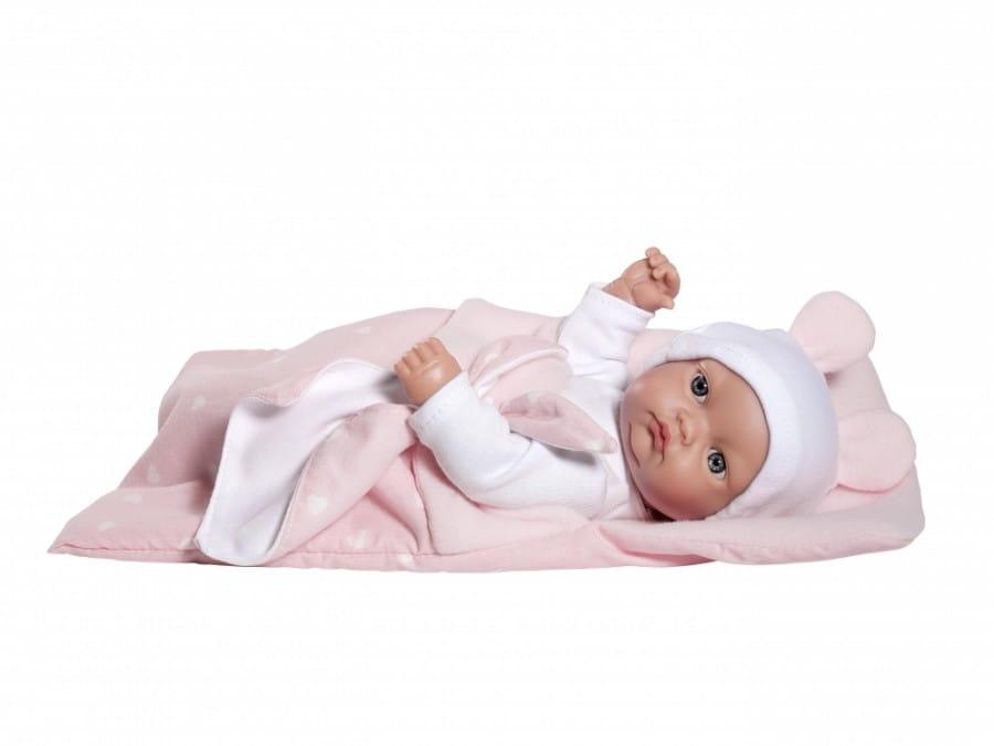 Кукла-пупс Asi 153610 Горди - 28 см (в розовом конверте)