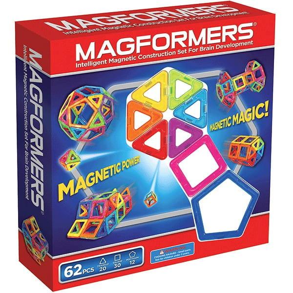 Магнитный конструктор Magformers 701007 (63070) 62