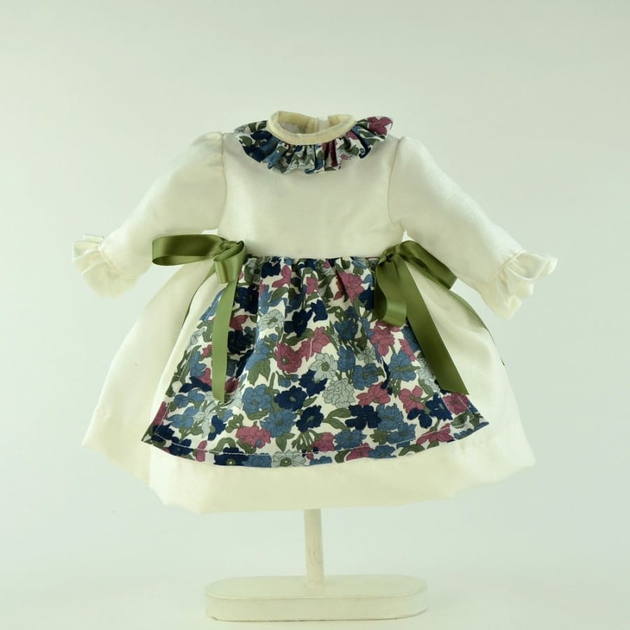 Одежда для кукол Asi 0000101 Платье с принтом - 60 см