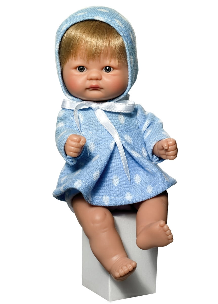 Кукла-пупсик ASI - 20 см (в голубой одежде)