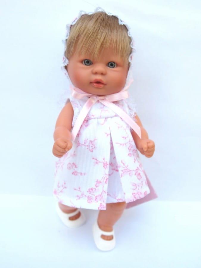 Кукла-пупсик Asi 113880 - 20 см (в белом платье)