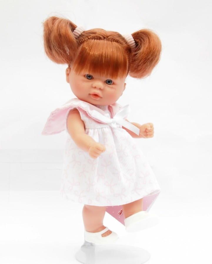 Кукла-пупсик Asi 113920 - 20 см (в белом платьице)
