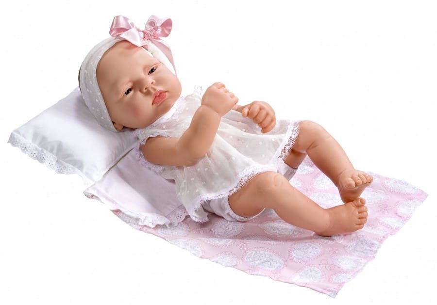 Кукла-пупс Asi 323950 Лючия - 40 см (в белом комплекте)