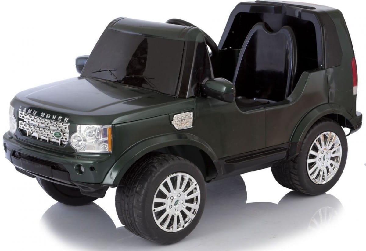 Радиоуправляемый электромобиль Kalee KL7006F Land Rover Discovery 4