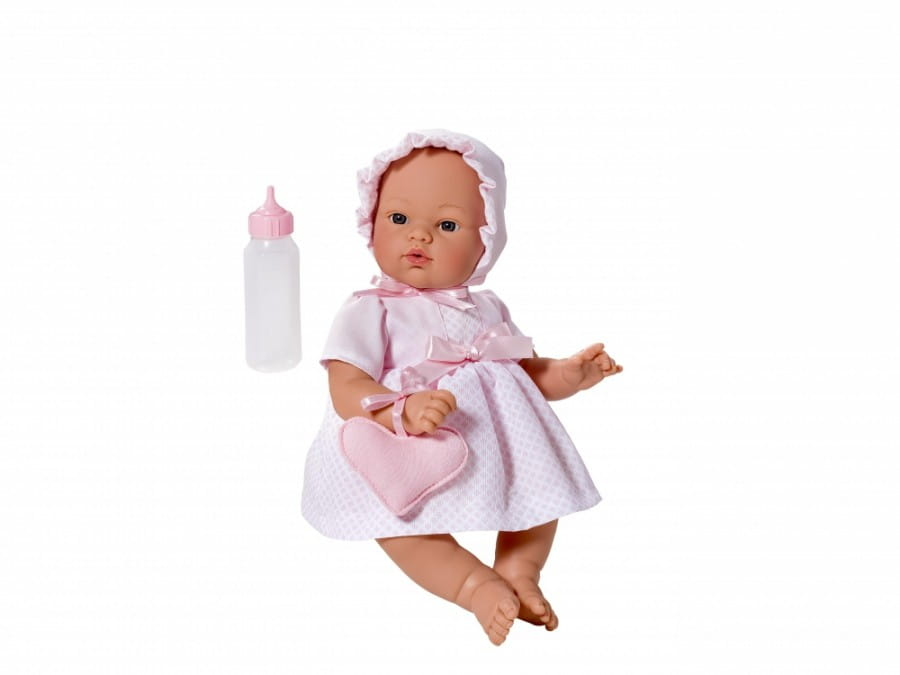 Кукла-пупс Asi 403530 Коки - 36 см (в белом платье и чепчике)