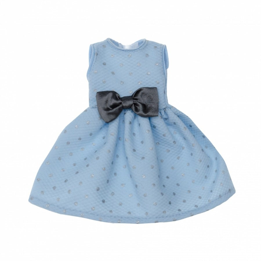 Одежда для кукол Asi 0000097 Голубое платье - 30 см