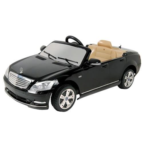 Купить Радиоуправляемый электромобиль Kalee Mercedes-Benz S-Klasse W221 2009 в интернет магазине игрушек и детских товаров