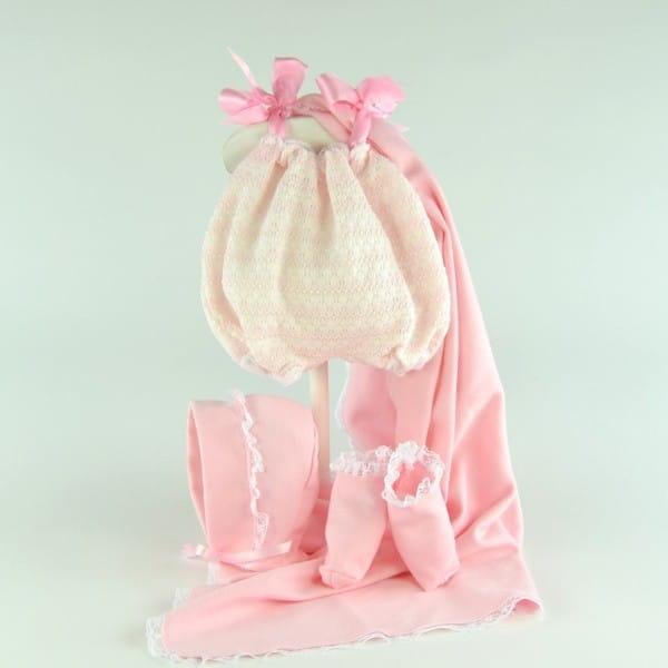Одежда для кукол Asi 0000098 Розовый комплект - 45 см