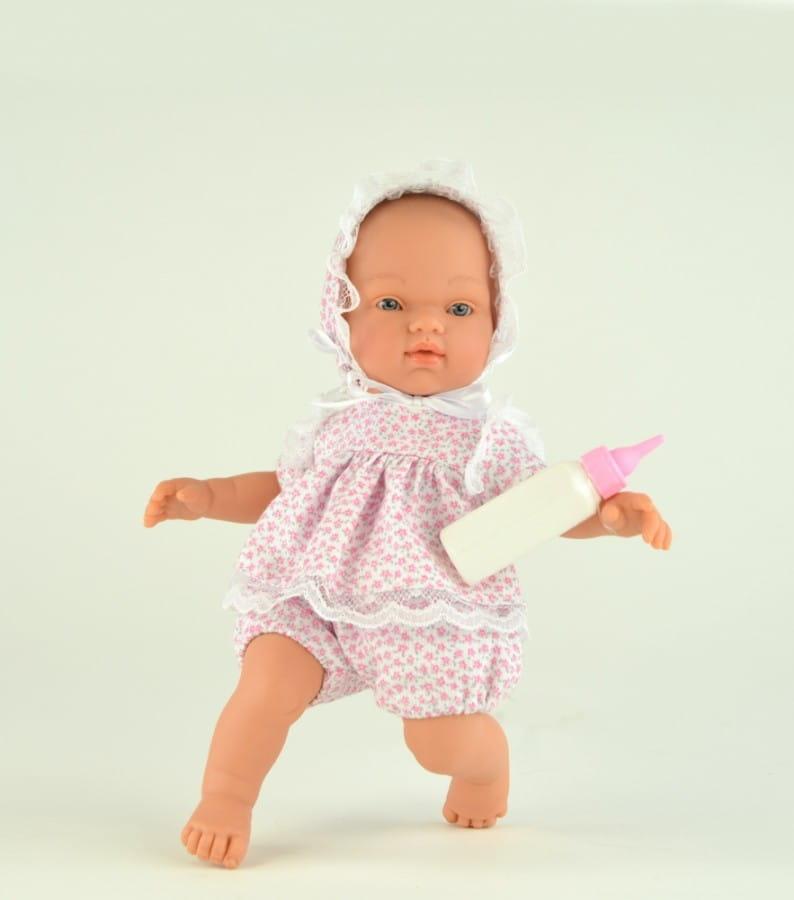 Кукла-пупс Asi 412820 Гугу - 27 см (в розовом костюмчике)