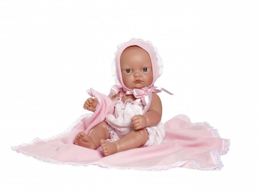 Кукла-пупс Asi 153650 Горди - 28 см (в кружевном комбинезончике)