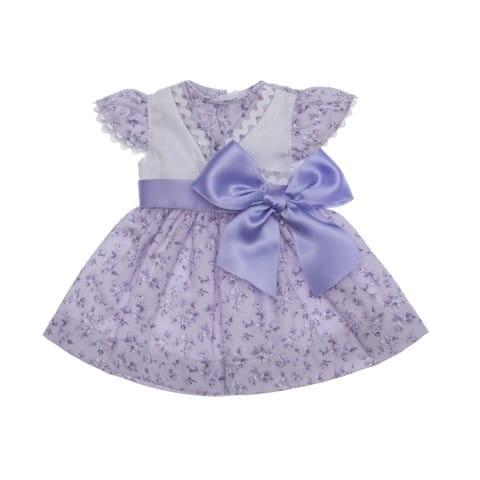 Одежда для кукол Asi 0000112 Сиреневое платье - 43 см