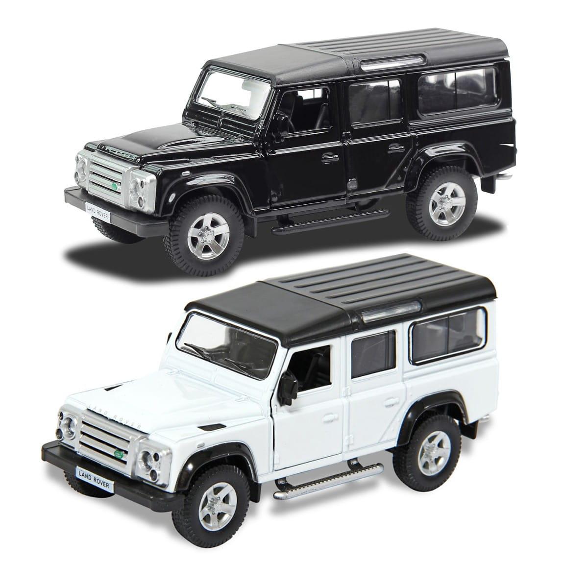 Машина Hoffmann 48262 Land Rover Range Rover Defender 110 1:32