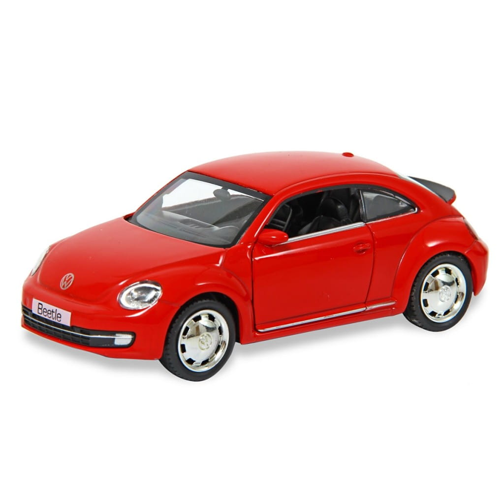 Машина Hoffmann 48271 Volkswagen Beetle A6 Coupe 2012 1:32