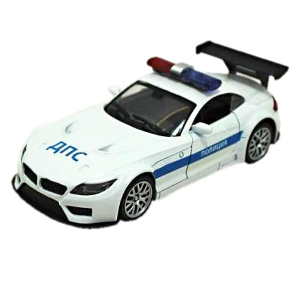Машина Hoffmann 49513 Полиция 1:33