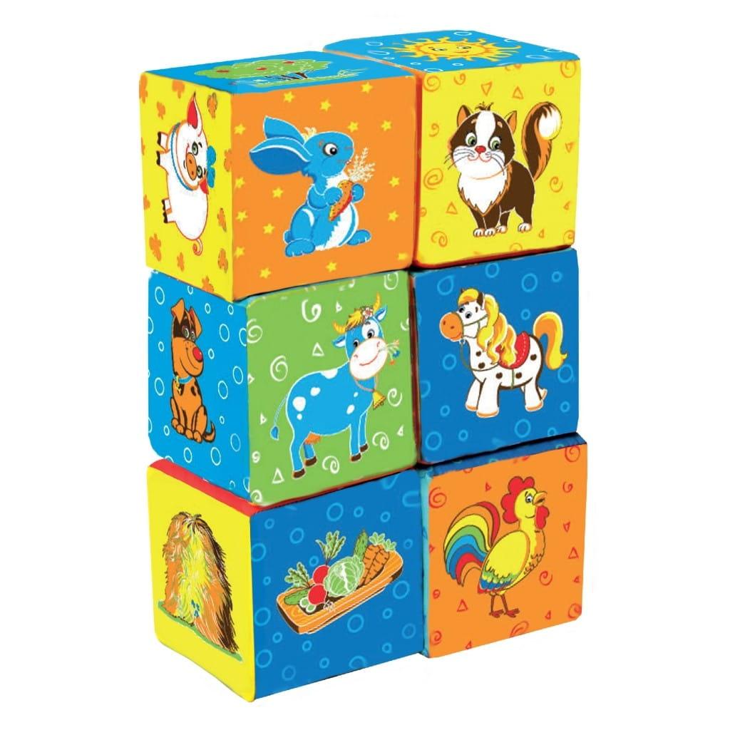 Кубики Macik MKP 8101-11 Ферма