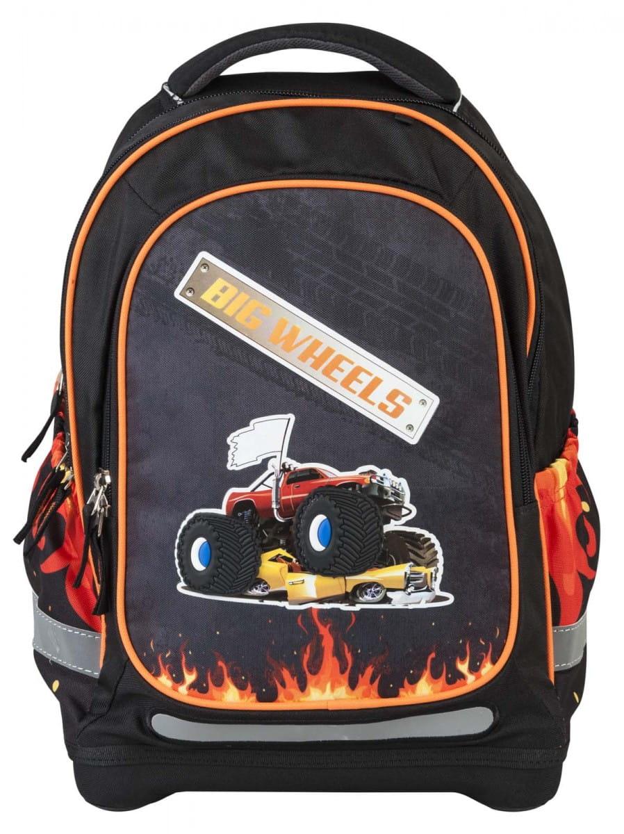 Супер легкий рюкзак Target Collection 17887 Большие колеса