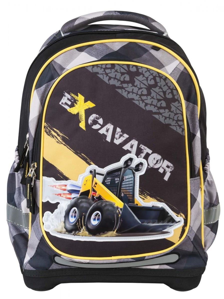Супер легкий рюкзак Target Collection 17933 Экскаватор 2