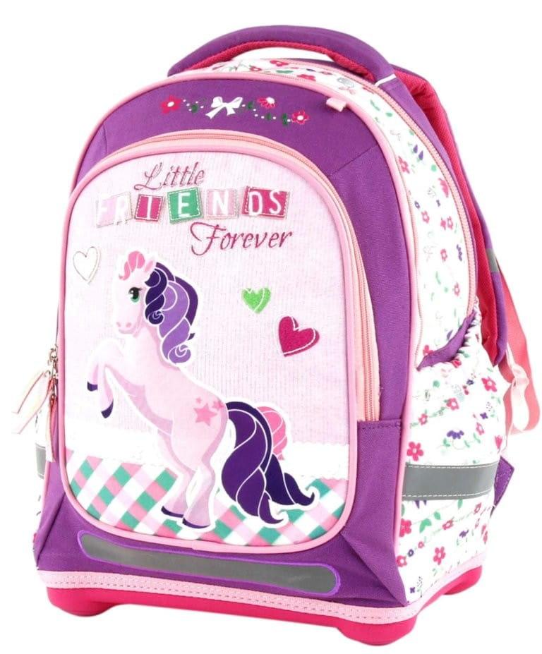 Супер легкий рюкзак Target Collection 17321 Пони