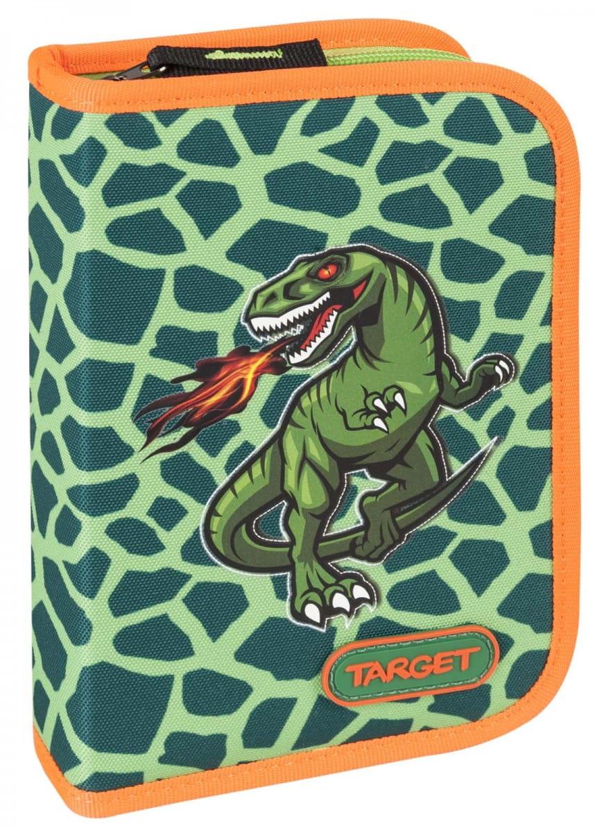 Пенал с канцтоварами Target Collection 17970 Динозавр
