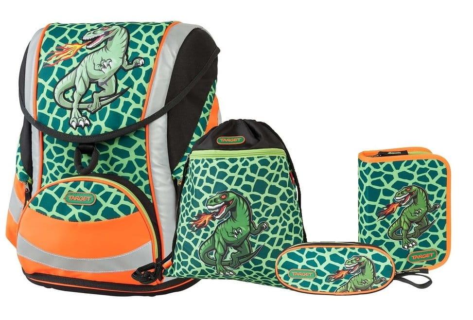 Ранец Target Collection 17967 Динозавр 5 в 1
